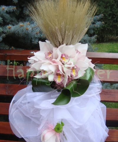 Lumanare Botez In Forma De Leu Happy Flower Florarie Online