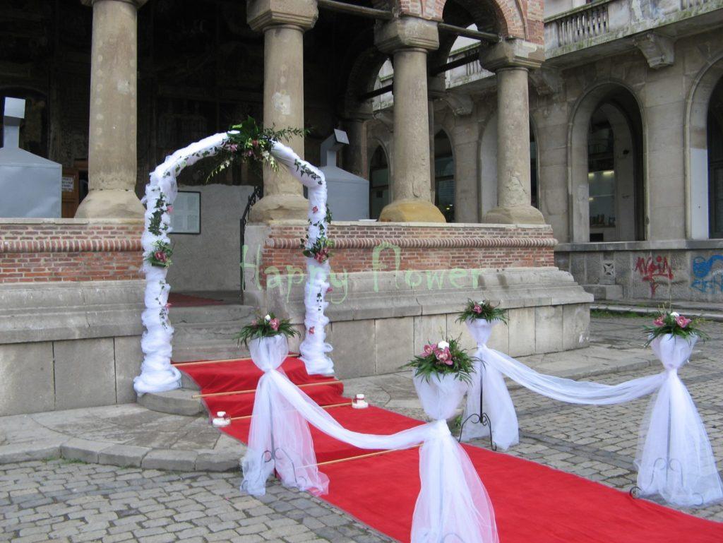 Decorațiuni Pentru Nuntă Colivie Căsuță Prezidiu Sfeșnice