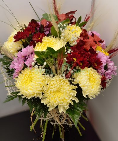 buchet-crizanteme-toamna-spice-de-grau