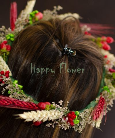 Coronita-flori-naturale-uscate-spice-grau