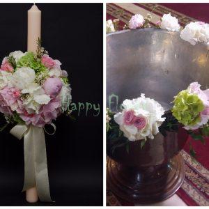 Pachet flori botez Standard 3