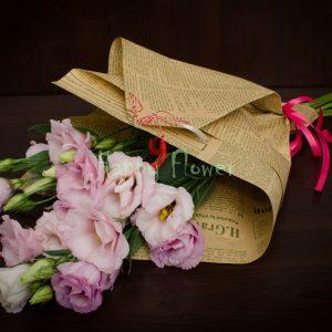 buchet-lisiantus-roz