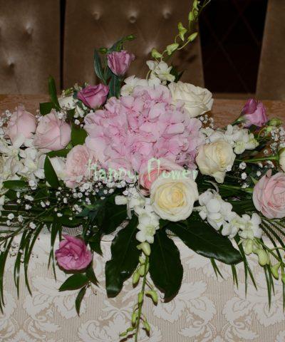 Aranjament-prezidiu-orhidee-trandafiri-hortensii